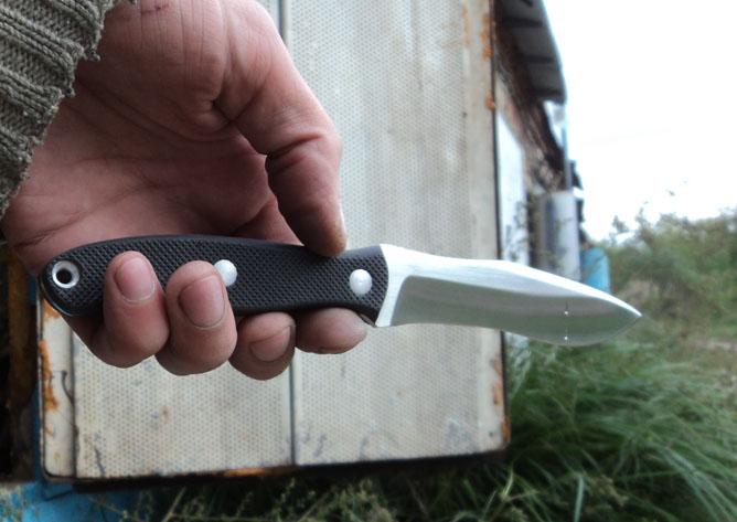 Чувашский нож ВАП