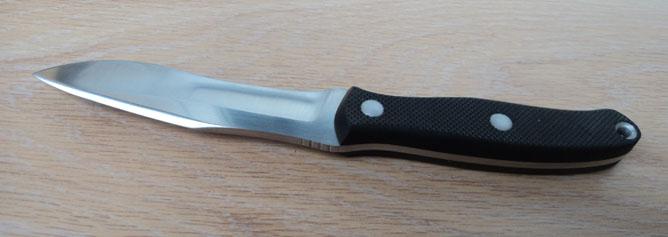 Эксклюзивный нож ВАП изготовление